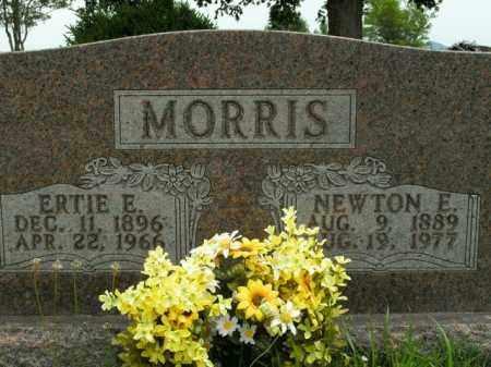 MORRIS, NEWTON E. - Boone County, Arkansas | NEWTON E. MORRIS - Arkansas Gravestone Photos