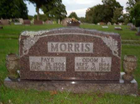 MORRIS, ODOM L. - Boone County, Arkansas | ODOM L. MORRIS - Arkansas Gravestone Photos