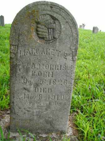 MORRIS, MARGARET E. - Boone County, Arkansas   MARGARET E. MORRIS - Arkansas Gravestone Photos