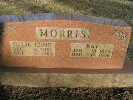 MORRIS, OLLIE - Boone County, Arkansas | OLLIE MORRIS - Arkansas Gravestone Photos