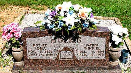 MORRIS, WINFIEL - Boone County, Arkansas | WINFIEL MORRIS - Arkansas Gravestone Photos