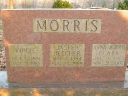 MORRIS, VIRGIE - Boone County, Arkansas | VIRGIE MORRIS - Arkansas Gravestone Photos