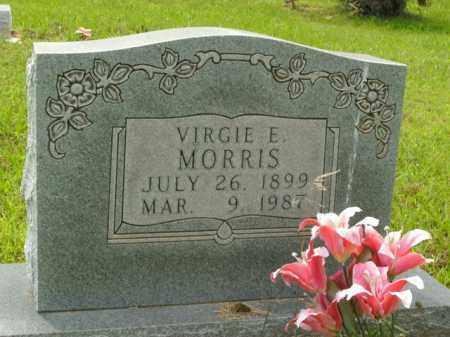MORRIS, VIRGIE E. - Boone County, Arkansas | VIRGIE E. MORRIS - Arkansas Gravestone Photos
