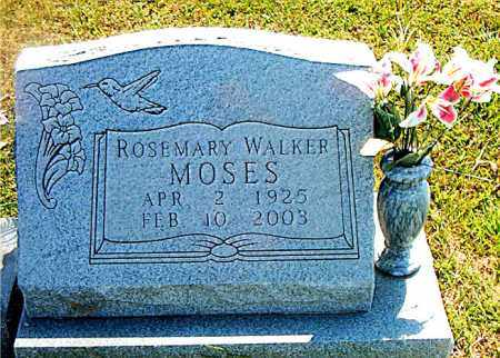MOSES, ROSEMARY - Boone County, Arkansas | ROSEMARY MOSES - Arkansas Gravestone Photos