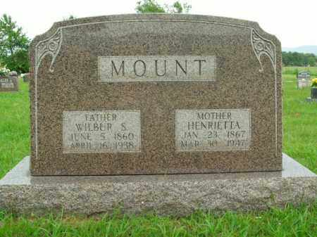 MOUNT, WILBUR SPINNING - Boone County, Arkansas | WILBUR SPINNING MOUNT - Arkansas Gravestone Photos