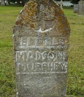 MURPHEY, MADSON - Boone County, Arkansas | MADSON MURPHEY - Arkansas Gravestone Photos