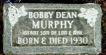 MURPHY, BOBBY  DEAN - Boone County, Arkansas | BOBBY  DEAN MURPHY - Arkansas Gravestone Photos