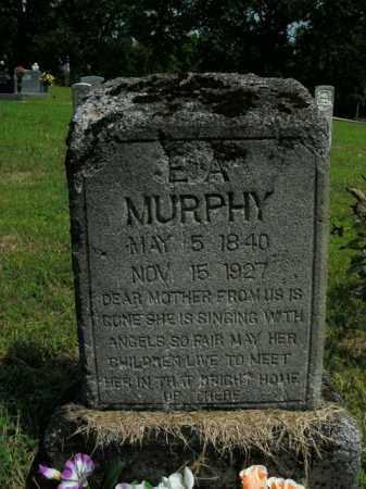 MURPHY, EDITH ADELINE - Boone County, Arkansas | EDITH ADELINE MURPHY - Arkansas Gravestone Photos
