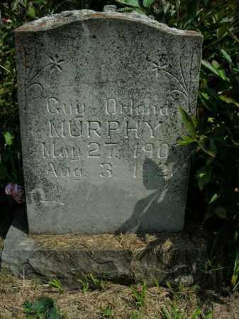 MURPHY, GUY ORLAND - Boone County, Arkansas | GUY ORLAND MURPHY - Arkansas Gravestone Photos