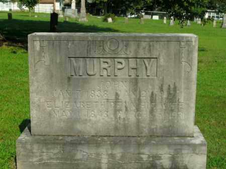 PENN MURPHY, ELIZABETH - Boone County, Arkansas | ELIZABETH PENN MURPHY - Arkansas Gravestone Photos
