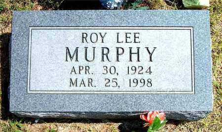 MURPHY, ROY LEE - Boone County, Arkansas | ROY LEE MURPHY - Arkansas Gravestone Photos