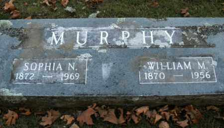 MURPHY, WILLIAM M. - Boone County, Arkansas   WILLIAM M. MURPHY - Arkansas Gravestone Photos