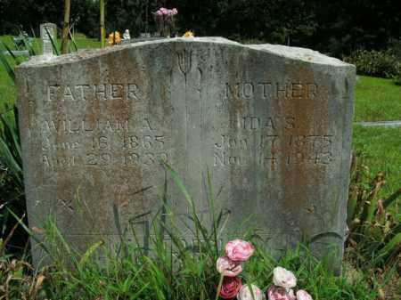 MURPHY, WILLIAM ALEXANDER - Boone County, Arkansas   WILLIAM ALEXANDER MURPHY - Arkansas Gravestone Photos