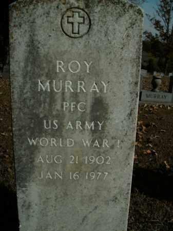 MURRAY  (VETERAN WWI), ROY - Boone County, Arkansas | ROY MURRAY  (VETERAN WWI) - Arkansas Gravestone Photos