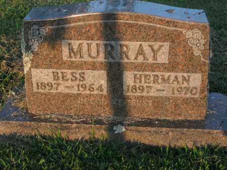 MURRAY, HERMAN - Boone County, Arkansas | HERMAN MURRAY - Arkansas Gravestone Photos