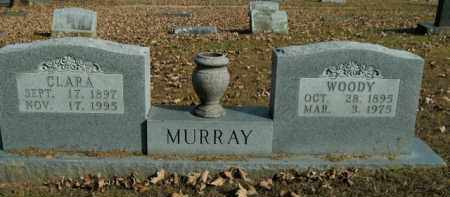HUBBARD MURRAY, CLARA - Boone County, Arkansas | CLARA HUBBARD MURRAY - Arkansas Gravestone Photos