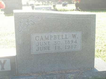 MURRAY, CAMPBELL WASHINGTON - Boone County, Arkansas   CAMPBELL WASHINGTON MURRAY - Arkansas Gravestone Photos