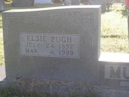 PUGH MURRAY, ELSIE - Boone County, Arkansas | ELSIE PUGH MURRAY - Arkansas Gravestone Photos