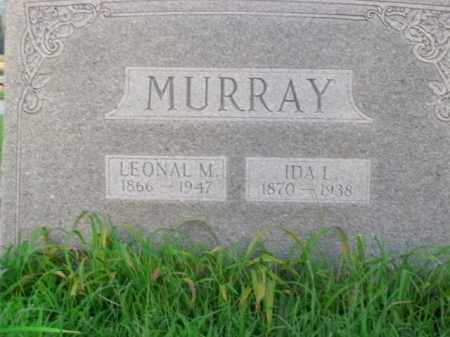 MURRAY, IDA L. - Boone County, Arkansas | IDA L. MURRAY - Arkansas Gravestone Photos