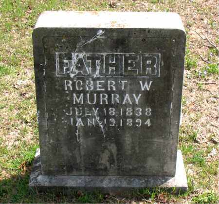 MURRAY, ROBERT W. - Boone County, Arkansas | ROBERT W. MURRAY - Arkansas Gravestone Photos