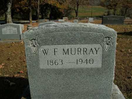 MURRAY, WILLIAM FRANK - Boone County, Arkansas | WILLIAM FRANK MURRAY - Arkansas Gravestone Photos