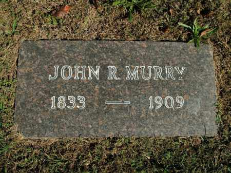 MURRY, JOHN R. - Boone County, Arkansas | JOHN R. MURRY - Arkansas Gravestone Photos