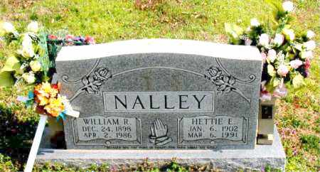 NALLEY, WILLIAM ROBERT - Boone County, Arkansas | WILLIAM ROBERT NALLEY - Arkansas Gravestone Photos