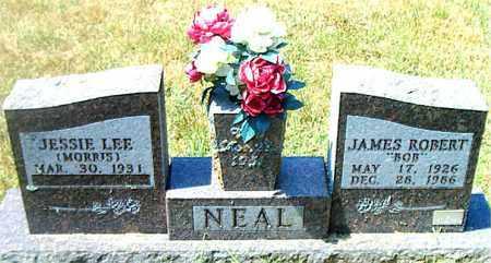 NEAL, JAMES ROBERT (BOB) - Boone County, Arkansas   JAMES ROBERT (BOB) NEAL - Arkansas Gravestone Photos