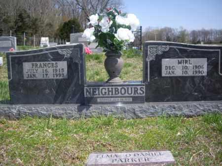 NEIGHBORS, MIRL - Boone County, Arkansas | MIRL NEIGHBORS - Arkansas Gravestone Photos