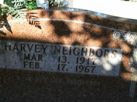 NEIGHBORS, HARVEY - Boone County, Arkansas   HARVEY NEIGHBORS - Arkansas Gravestone Photos