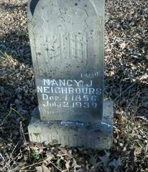 NEIGHBOURS, NANCY J. - Boone County, Arkansas   NANCY J. NEIGHBOURS - Arkansas Gravestone Photos