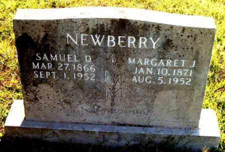 NEWBERRY, SAMUEL  DAVID - Boone County, Arkansas | SAMUEL  DAVID NEWBERRY - Arkansas Gravestone Photos