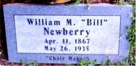 NEWBERRY, WILLIAM  M.     (BILL) - Boone County, Arkansas | WILLIAM  M.     (BILL) NEWBERRY - Arkansas Gravestone Photos