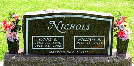 NICHOLS, LYNNE E - Boone County, Arkansas | LYNNE E NICHOLS - Arkansas Gravestone Photos