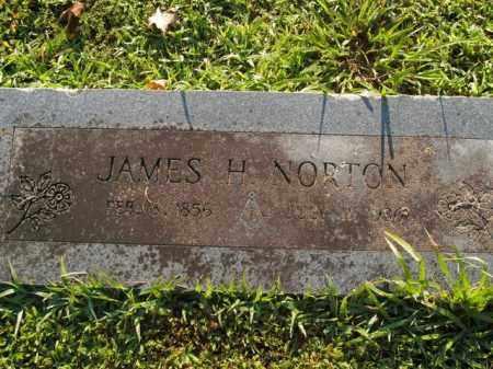 NORTON, JAMES H. - Boone County, Arkansas   JAMES H. NORTON - Arkansas Gravestone Photos