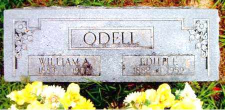 ODELL, EDITH E. - Boone County, Arkansas | EDITH E. ODELL - Arkansas Gravestone Photos