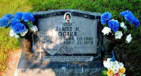 OGIER, JAMES N. - Boone County, Arkansas | JAMES N. OGIER - Arkansas Gravestone Photos