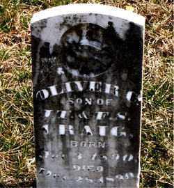 CRAIG, OLIVER C. - Boone County, Arkansas | OLIVER C. CRAIG - Arkansas Gravestone Photos