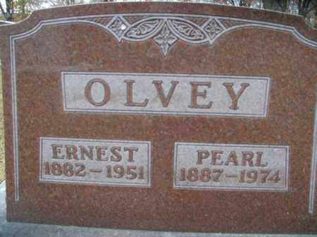 OLVEY, PEARL - Boone County, Arkansas | PEARL OLVEY - Arkansas Gravestone Photos