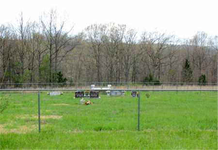 *ARNOLD CEMETERY OVERVIEW,  - Boone County, Arkansas |  *ARNOLD CEMETERY OVERVIEW - Arkansas Gravestone Photos
