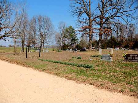*WARNER CEMETERY OVERVIEW,  - Boone County, Arkansas    *WARNER CEMETERY OVERVIEW - Arkansas Gravestone Photos