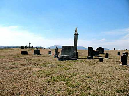 *BALD KNOB CEMETERY OVERVIEW,  - Boone County, Arkansas    *BALD KNOB CEMETERY OVERVIEW - Arkansas Gravestone Photos