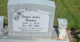 OWEN, OWEN JOHN - Boone County, Arkansas | OWEN JOHN OWEN - Arkansas Gravestone Photos