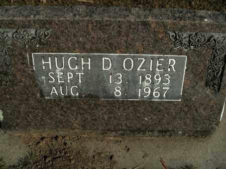 OZIER, HUGH DINSMORE - Boone County, Arkansas | HUGH DINSMORE OZIER - Arkansas Gravestone Photos