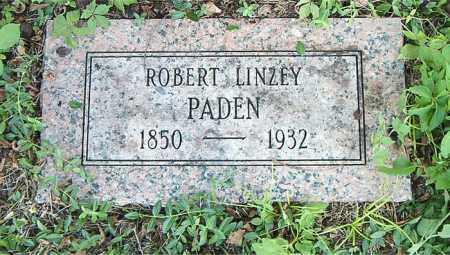 PADEN, ROBERT LINZEY - Boone County, Arkansas | ROBERT LINZEY PADEN - Arkansas Gravestone Photos