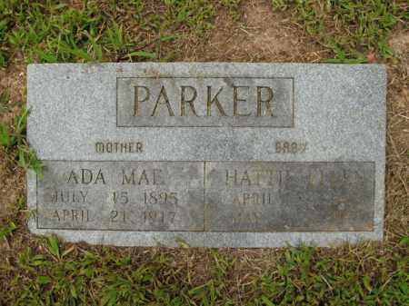 PARKER, ADA MAE - Boone County, Arkansas | ADA MAE PARKER - Arkansas Gravestone Photos