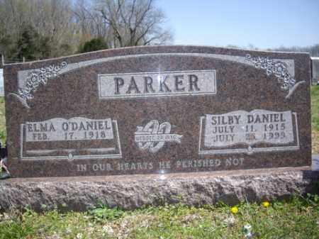 O'DANIEL. PARKER, ELMA - Boone County, Arkansas | ELMA O'DANIEL. PARKER - Arkansas Gravestone Photos