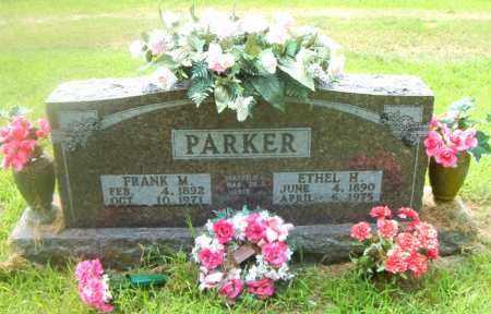 PARKER, ETHEL  H. - Boone County, Arkansas | ETHEL  H. PARKER - Arkansas Gravestone Photos