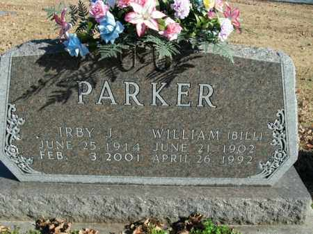 HICKMAN PARKER, IRBY J. - Boone County, Arkansas | IRBY J. HICKMAN PARKER - Arkansas Gravestone Photos