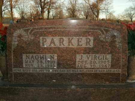 PARKER, NAOMI N. - Boone County, Arkansas   NAOMI N. PARKER - Arkansas Gravestone Photos